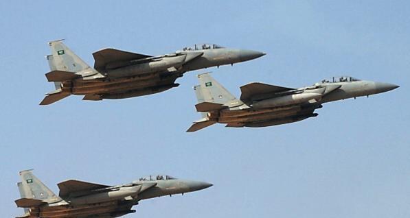 مقاتلات-سعوديه-الحزم