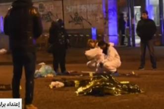 بالفيديو.. لحظة قتل أنيس العامري المتورّط في هجوم برلين - المواطن