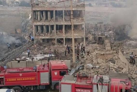 مقتل 11 بتركيا