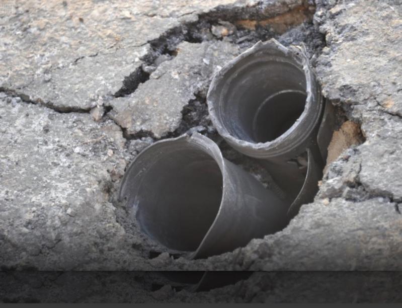 مقذوف من الأراضي اليمنية يصيب مقيما يمنيا في نجران