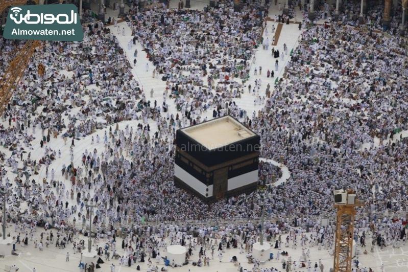 مكة - المسجد الحرام - المشاعر من الجو 6