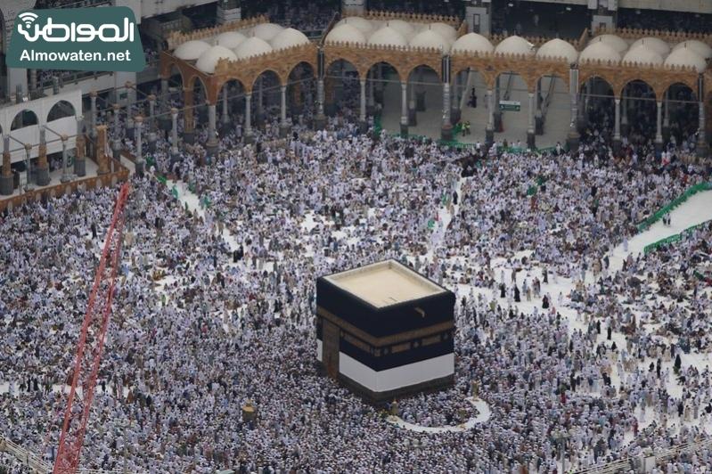 مكة - المسجد الحرام - المشاعر من الجو 7