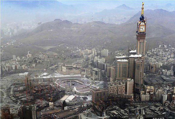 مكة المكرمة - مكه - الحرم - العاصمة المقدسه