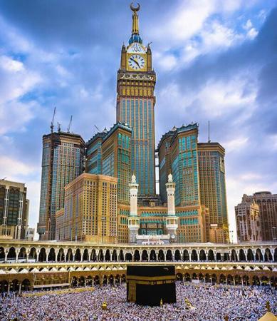 حالة الطقس في مكة ومنى والمدينة