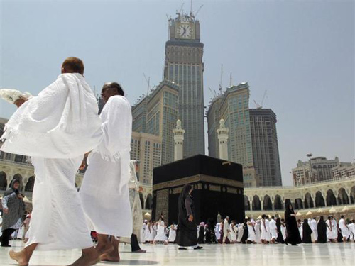 مكة عمرة الحرم