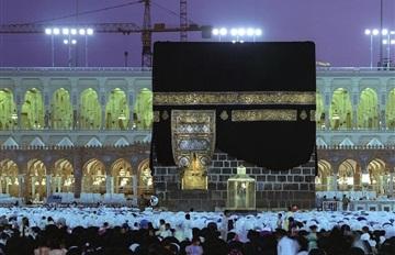 مكه المكرمه - المسجد الحرام - الكعبة