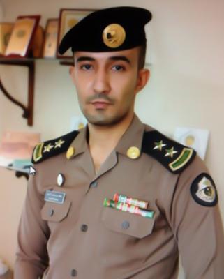 ملازم أول نواف بن ناصر البوق