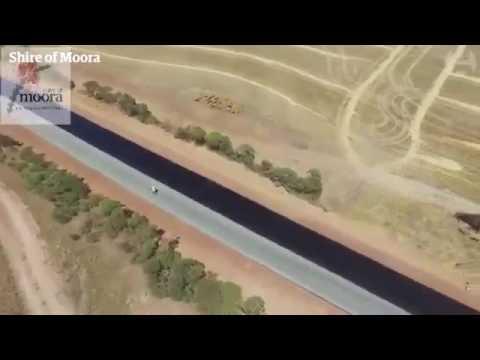 ملايين المشاهدات لفيديو رصف طريق بأسلوب مذهل