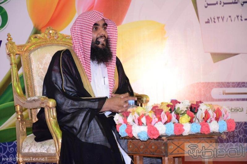 ملتقى شبابنا غير يختتم فعالياته مساء اليوم بخميس مشيط (7)