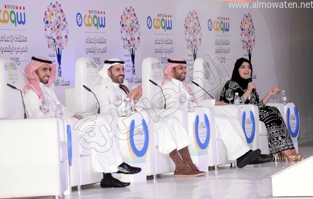ملتقى #شوف مشاركة شبابية واسعة و8 مبادرات إعلامية (14)