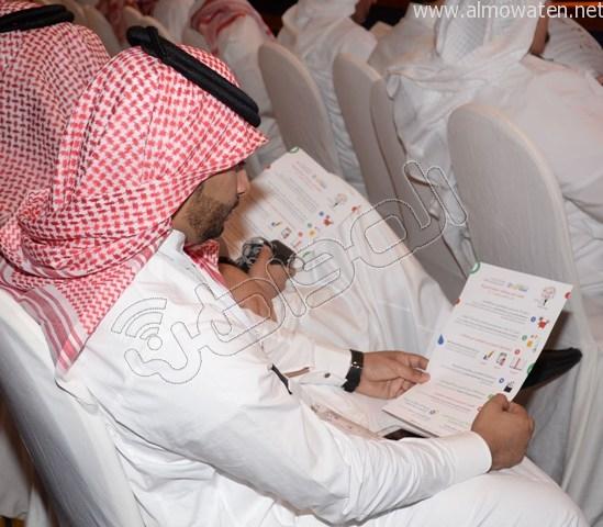 ملتقى #شوف مشاركة شبابية واسعة و8 مبادرات إعلامية (8)