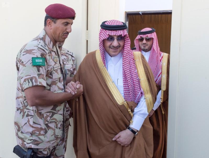 ملك البحرين يرعى اختتام امن الخليج العربي 1 بحضور ولي العهد1