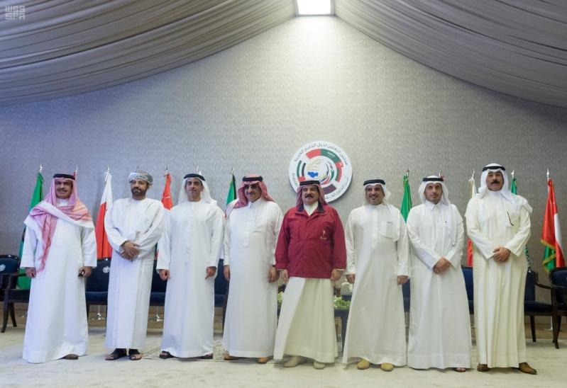ملك البحرين يرعى اختتام امن الخليج العربي 1 بحضور ولي العهد17