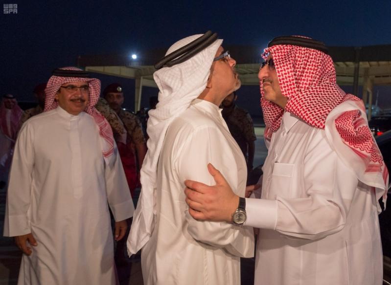 ملك البحرين يرعى اختتام امن الخليج العربي 1 بحضور ولي العهد18