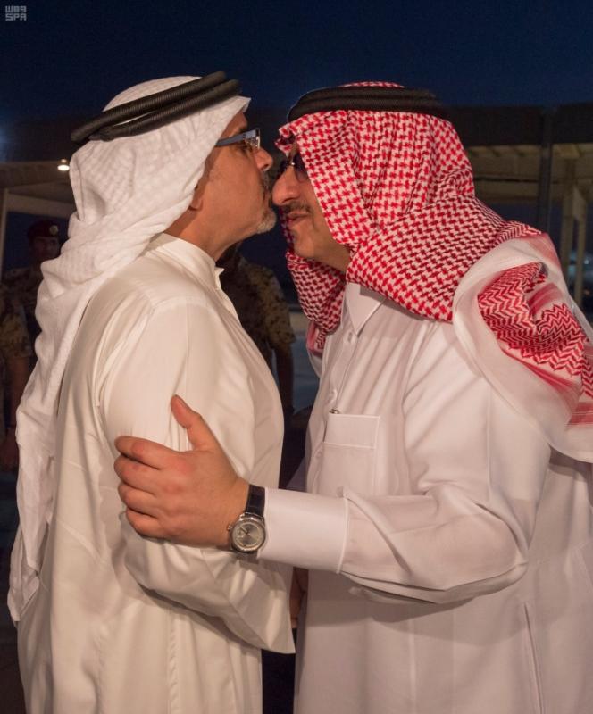 ملك البحرين يرعى اختتام امن الخليج العربي 1 بحضور ولي العهد19