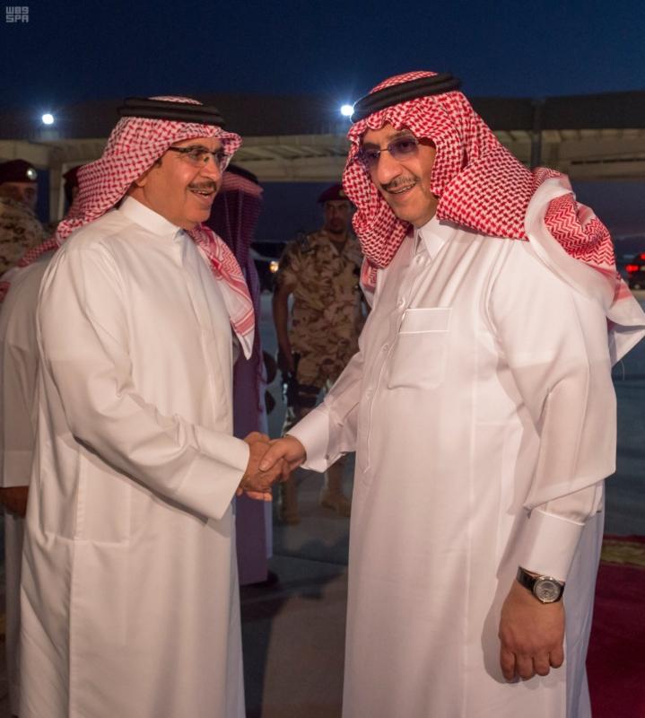 ملك البحرين يرعى اختتام امن الخليج العربي 1 بحضور ولي العهد20