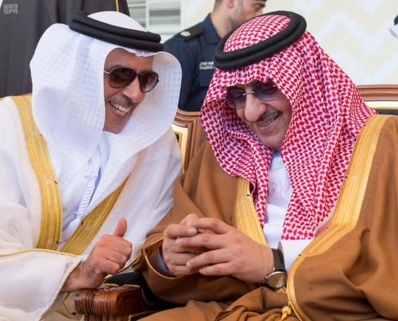 ملك البحرين يرعى اختتام امن الخليج العربي 1 بحضور ولي العهد9