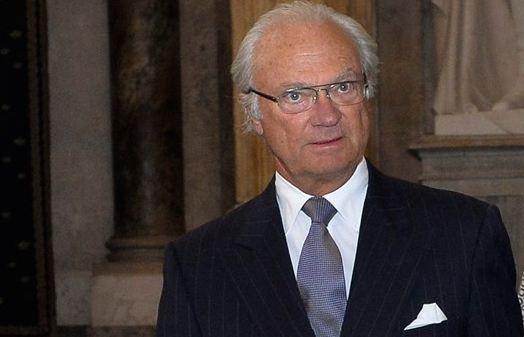 ملك السويد معجب بكشافة المملكة لدورهم في خدمة #الحجاج - المواطن
