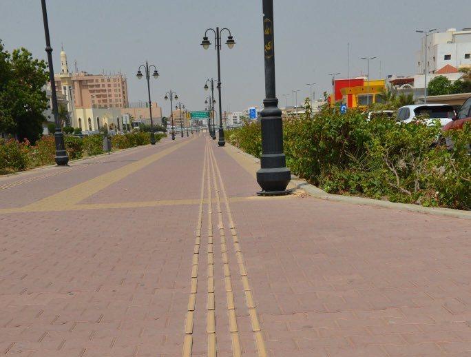 ممشى شارع النهضة  (2)