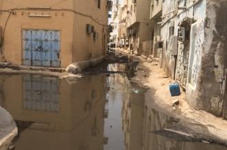 """أهالي حي السبيل بـ #جدة: الصرف الصحي يملأ الشوارع و""""المياه"""" لا تستجيب - المواطن"""