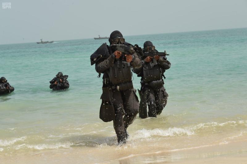 مناورات درع الخليج 1