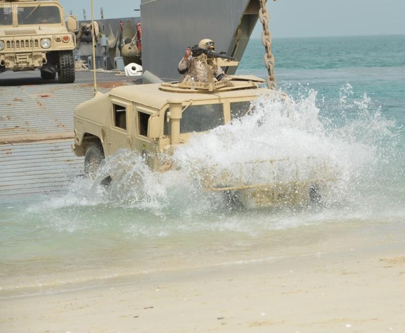 مناورات درع الخليج 3