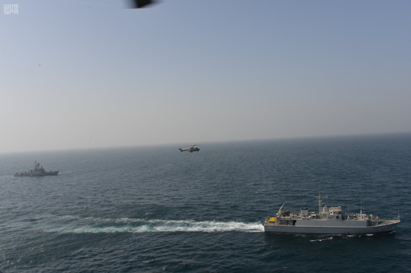 مناورات درع الخليج 7