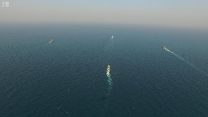 مناورات درع الخليج