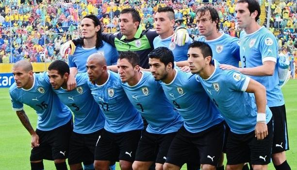 منتخب-الأوروجواي