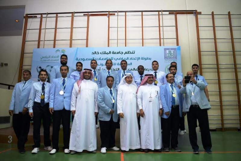 منتخب جامعة الملك سعود بطلا للتيكوندو في أبها5