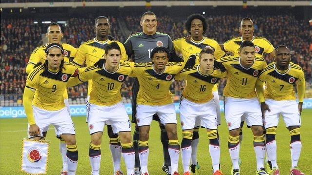 منتخب-كولومبيا