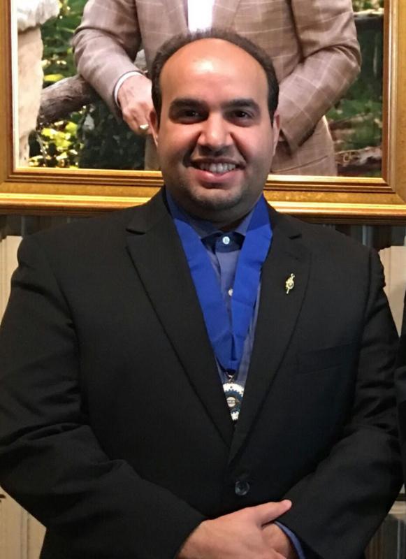 منح سعودي عضوية منظمة الشرف الأمريكية فاي كابا فاي 2