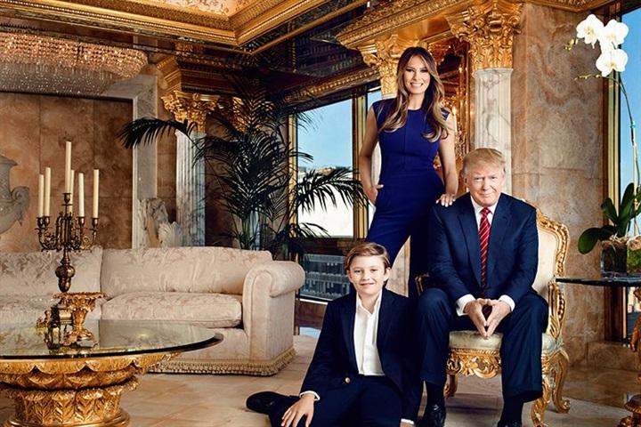 منزل ترامب