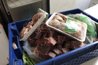 منزل شعبي بالمدينة لتخزين وتقطيع اللحوم والأسماك 1