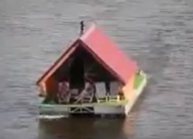منزل في بحر