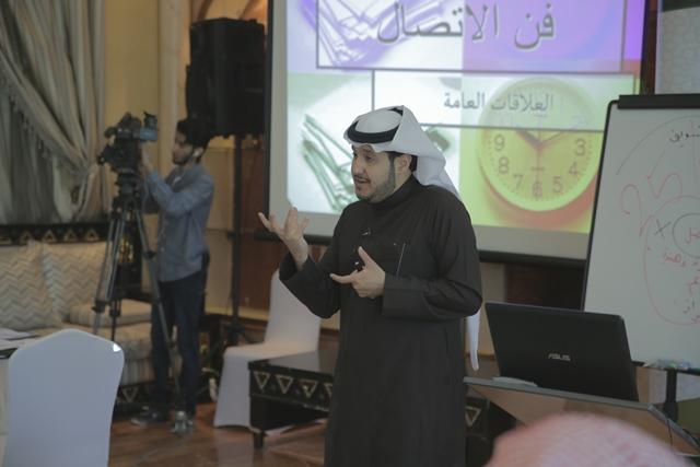 منسوبو 24 جمعية تابعة لتحفيظ الرياض يشاركون في ملتقى العلاقات العامة والإعلام والموارد المالية (3)