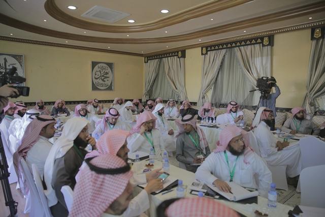 منسوبو 24 جمعية تابعة لتحفيظ الرياض يشاركون في ملتقى العلاقات العامة والإعلام والموارد المالية (7)