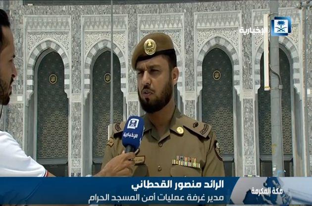 منصور القحطاني