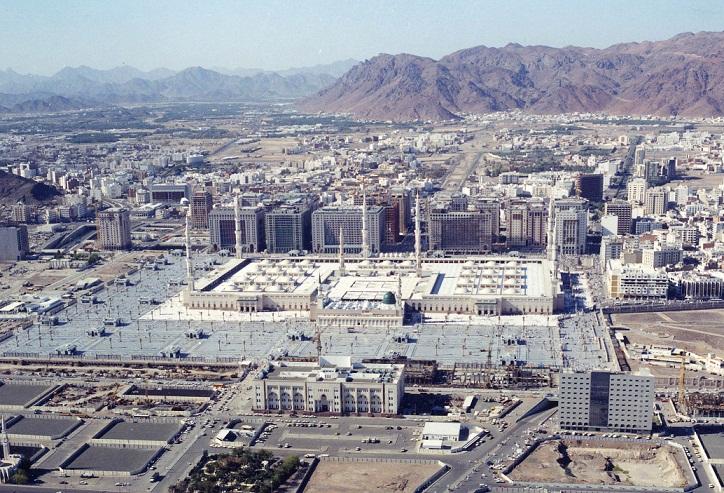 منظر عام المدينة المنورة