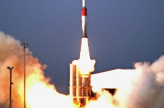 منظومة درع الصواريخ