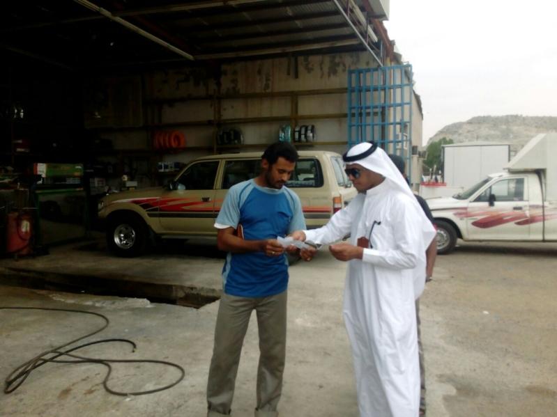من الجولات التفتيشية في محافظة جدة