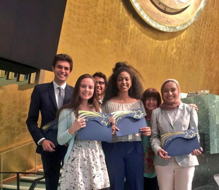 من هي الطالبة السعودية التي كرمتها الأمم المتحدة! 3