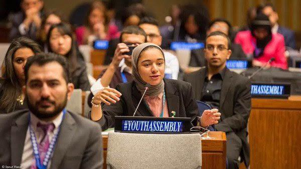 من هي الطالبة السعودية التي كرمتها الأمم المتحدة!