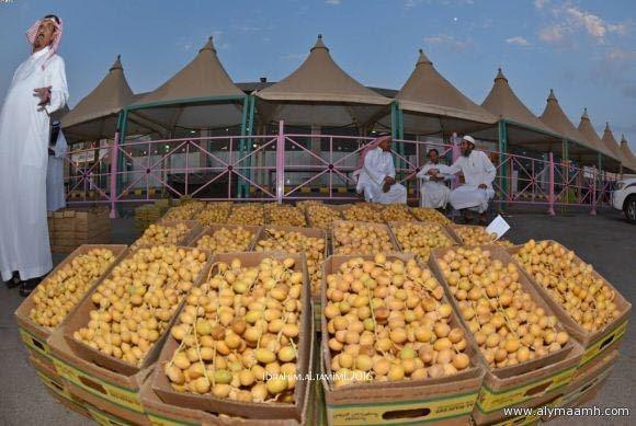 مهرجان الخرج للتمور يستقبل عدداً من الشخصيات وتعليم الخرج يدشن جناحه بالمهرجان 555