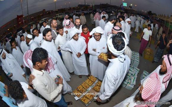 مهرجان الخرج للتمور يستقبل عدداً من الشخصيات وتعليم الخرج يدشن جناحه بالمهرجان 999