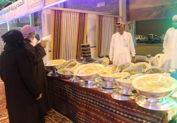 مهرجان العسل بالمجارده (1)