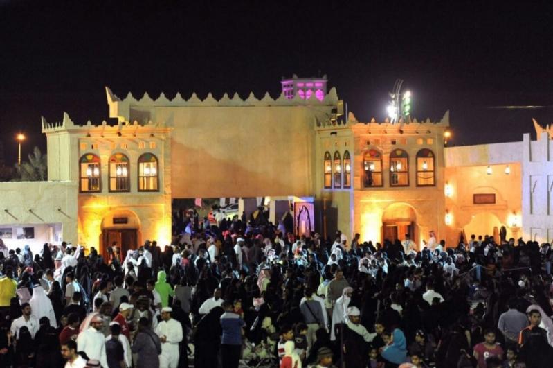أكثر من 17 ألف زائر في مهرجان المخواة الشتوي للتسوق والترفيه
