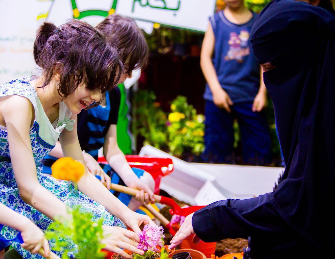 مهرجان الورود بتبوك (4)