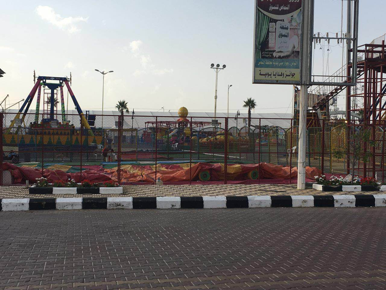 مهرجان تسوق النماص يستغل المصطافين (3)