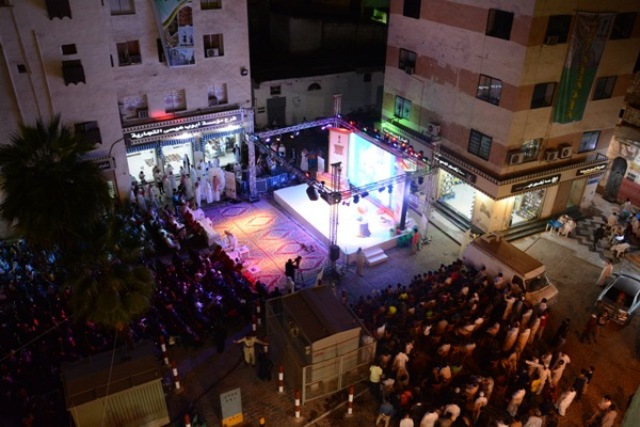 """""""رمضاننا كدا"""" يحتفي بـ 100 يتيم فلسطيني على وقع الأهازيج الحجازية - المواطن"""